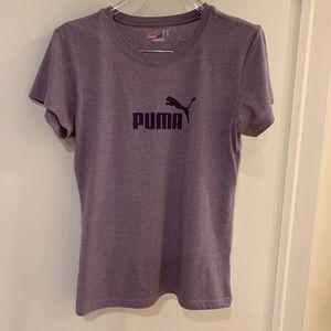 Puma Purple T-shirt M EUC